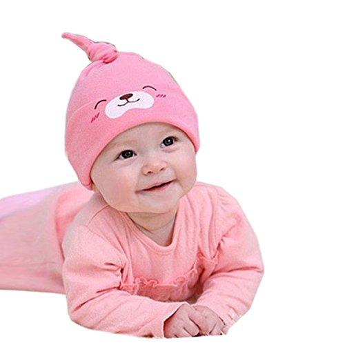 FEITONG Neu Kind Baby Neugeborene Schlaf Hut Mütze Kappe Kit Objektiv Baumwollkappe (Baby Neugeborenen Anzüge)