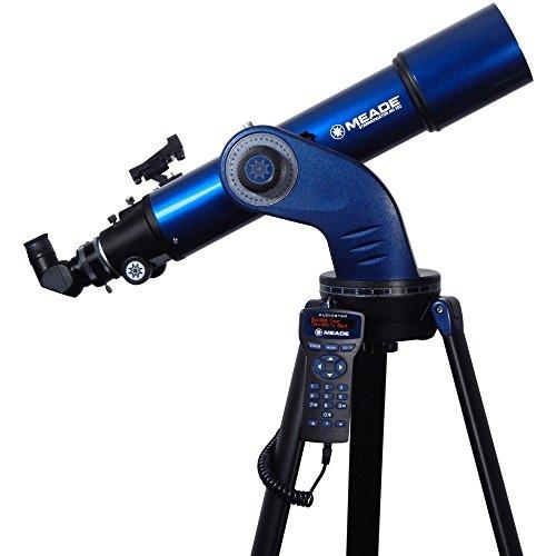 Meade Telescopio AC 102/660 StarNavigator 102 NG AZ Goto