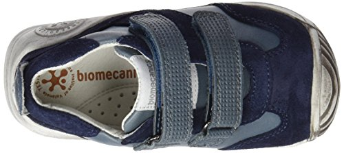 Biomecanics - 161146, Stivali Unisex – Bimbi 0-24 Blu (Azafata / Azul Marino (Kaiser / Serraje))