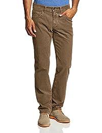 Camel Active Herren Straight Leg Hose 488725/8+92
