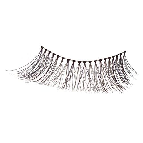 Lazy Lashes 100% Human Hair False Eyelashes - Alice