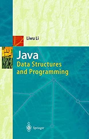 JAVA. : Data structures and programming, with 44 figures, including CD-ROM