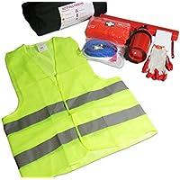 EJP-Bag Praktisches Erste-Hilfe-Set (Notfall-Set). Kofferraumtasche Passend für TOURAN preisvergleich bei billige-tabletten.eu