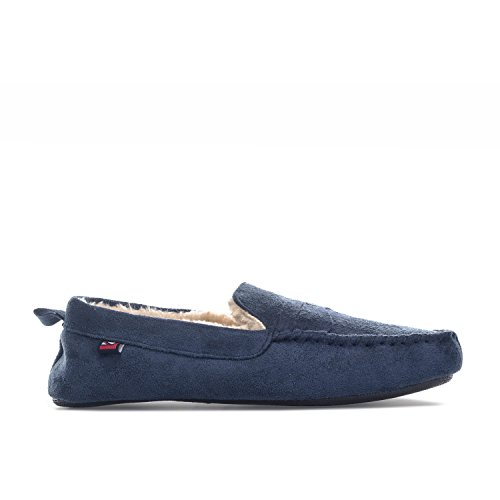 Ben Sherman Men's Savoy Low-Top Slippers, Blue (Navy), 8 UK 41 EU