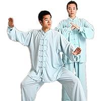 Long Sleeve Tai Chi Clothes Chinese Kung Fu Clothing Martial Arts Sets for Men Women Taichichuan Shirt and Pants
