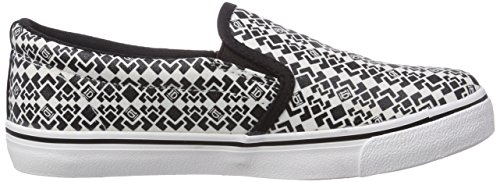One Direction  Girls Teens Low Sneakers, Sneakers basses fille Multicolore - Mehrfarbig (021 WHITE/BLACK)