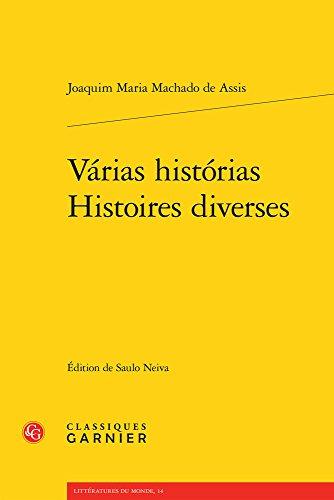 Histoires diverses : Edition bilingue franais-portugais