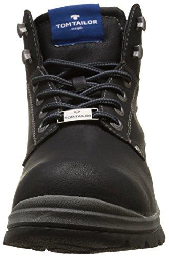 Tom Tailor 8581302, Bottes Classiques homme Noir (Black)