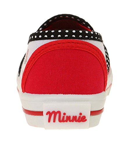 Disney Minnie Fille Sneaker 2016 Collection - rouge Rouge