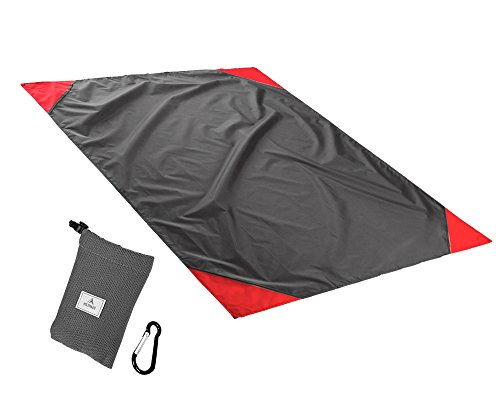 holzhaus-pocket-picnic-blanket-waterproof-beach-picnic-mat-for-outdoor-barbecue-travel-camping-gray