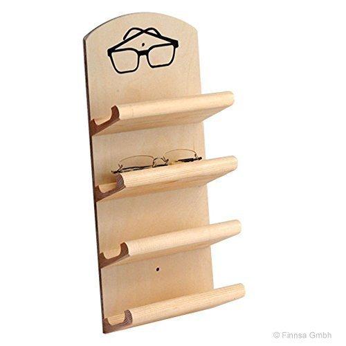 Brillenablage für 4 Brillen