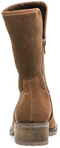 090 45 Donna Marrone Stivali Classici 76 Gabor z1wPq8OA