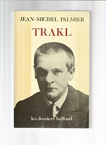 Situation de georg trakl