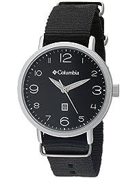Columbia Women's CA026-001 FMIII Femme Analog Display Analog Quartz Black Watch