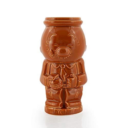 Popeye Wimpy Tasse aus Keramik, mit Geeki Tikis, ca. 510 ml
