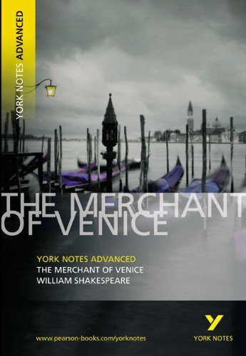 By William Shakespeare - Merchant of Venice (York Notes Advanced) (2)