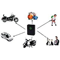 A small tracking device for children, the elderly and bicycles on the mobile chip