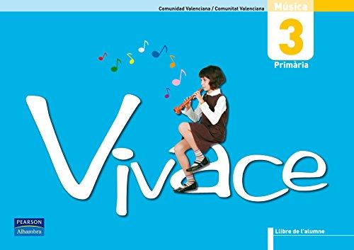 Vivace 3 llibre de l'alumne (Comunitat Valenciana) - 9788420547336