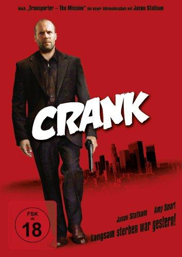 Crank (Limitierte Einzel-DVD)