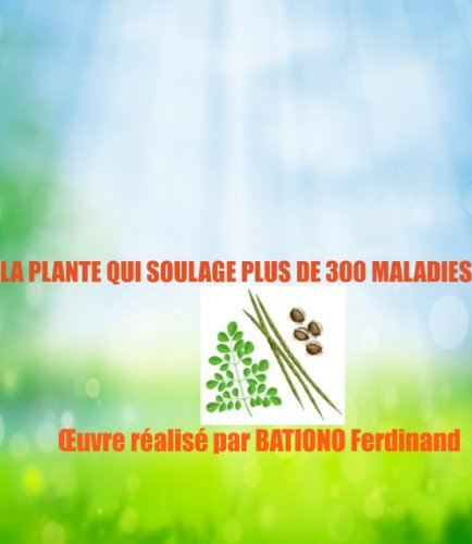 La plante qui soulage plus de 300 maladies par BATIONO Ferdinand