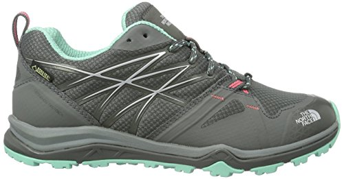 The North Face W Hedgehog Fastpack Lite Gtx, Sneakers basses femme Mehrfarbig (Graphgry/Icegrn Mxv)