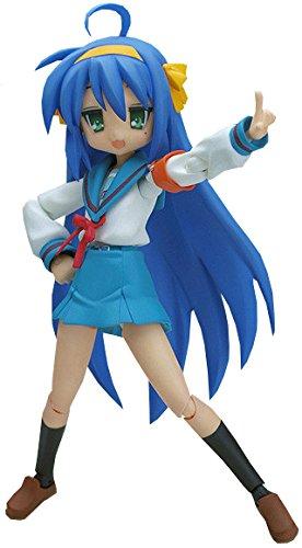 Kostüm Konata Izumi - Figma : Lucky Star Izumi Konata Costume Play Ver. (japan import)