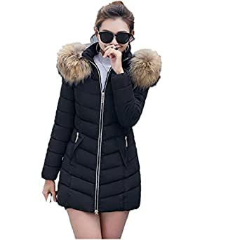 Women Winter Coat, Xinantime Fashion Warm Down Jacket Slim ...