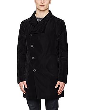 Religion Nord Assymetric Coat, Abrigo para Hombre