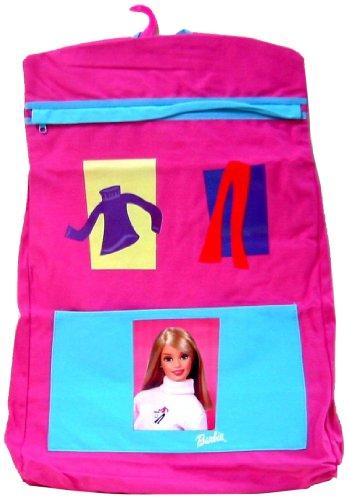 Imagen principal de Barbie Bolso ropa tela tejana 70x47 cm.