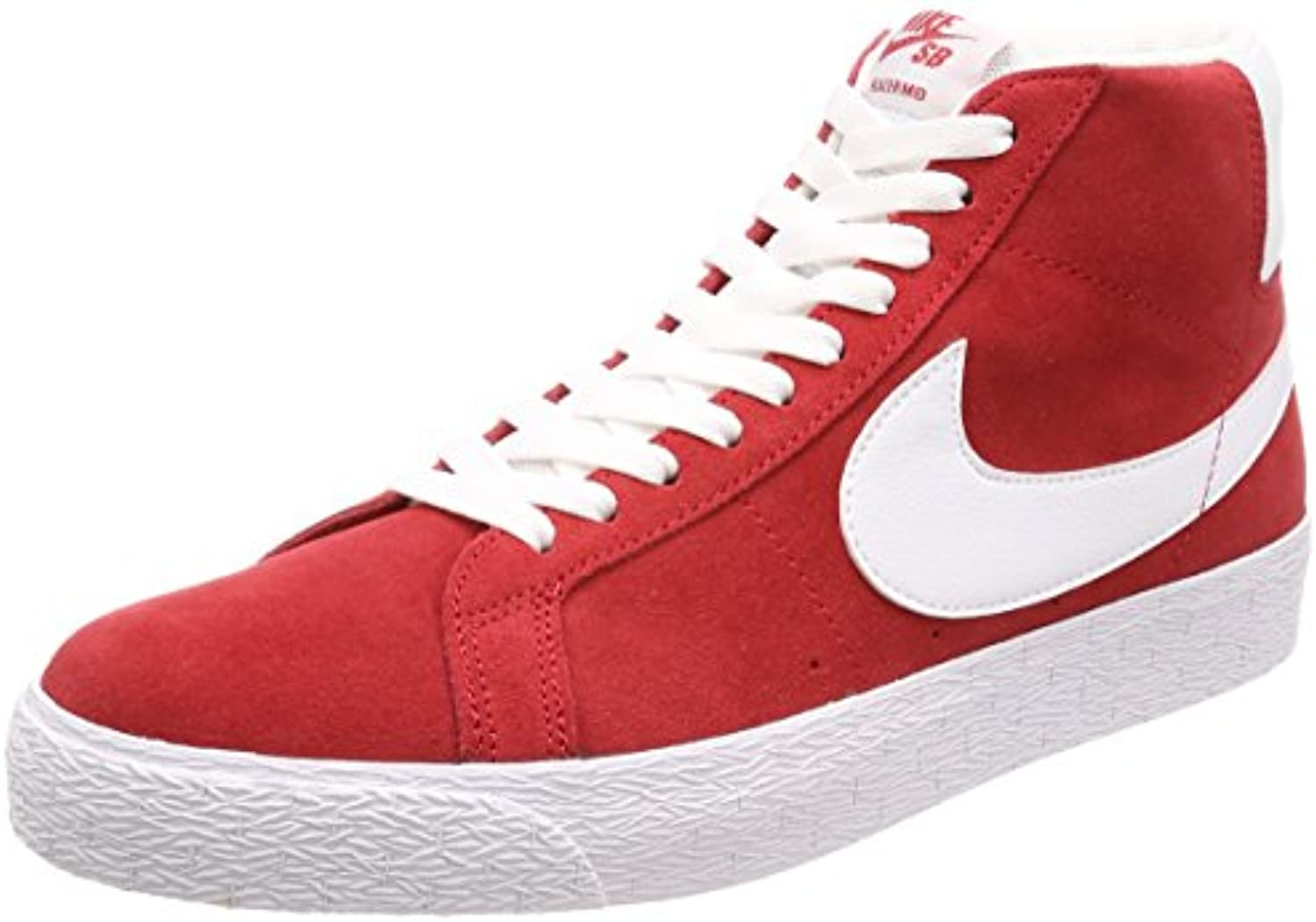 Nike SB Blazer Zoom Mid University Red/White