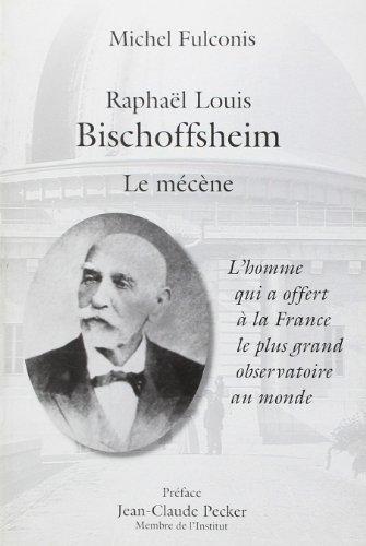 Raphaël Louis Bischoffsheim : Le mécène