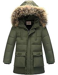 ZOEREA abajo chaqueta niño invierno abrigos niña ropa de niña capa niño