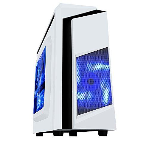 Fierce Bandit PC Gamer - 4,1GHz AMD FX6300 Hex Core, NVIDIA GTX 1050 Ti 4Go GDDR5, 16Go Mémoire Rapide, 1To Disque Dur - Parfait pour nouveaux Jeux, DirectX 12 - 266064