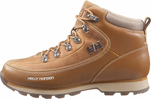 Helly Hansen W The Forester, Bottes Classics de hauteur moyenne, doublure chaude femme Marron - Braun (BONE BROWN / INCENSE / OFF 731)