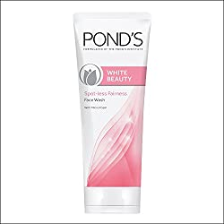 POND'S White Beauty Daily Spotless Lightening Facial Foam, 100 g
