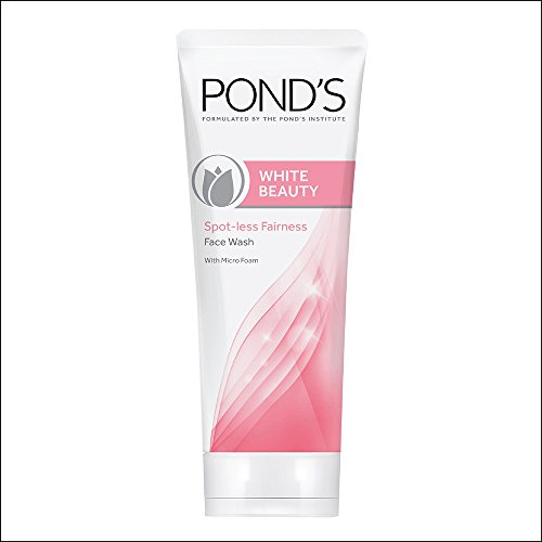 Pond\'s White Beauty Daily Spotless Lightening Facial Foam, 100g