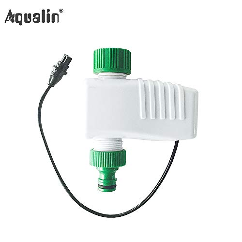 Aqualin PNX New Solenoid Valve Set Garden Water Timer Controller Used to 4-Zone Smart 10204A Controller Set #28001 -