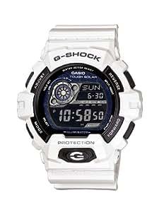 Casio - Homme - GR-8900A-7ER - G-Shock - Quartz Digital - Cadran Noir - Blanc - Résine