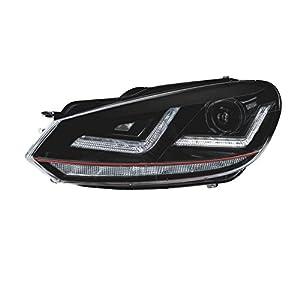 OSRAM LEDriving Xenarc, Golf 6 Scheinwerfer (GTI), Xenon, LEDHL102-GTI, 1 Set (2 Scheinwerfer)
