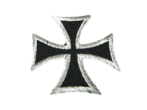 Image of U.S Army, Sergeants stripes Military sew on embroidered clothes patch by fat-catz-copy-catz (Iron Cross patch)