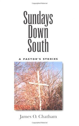 Sundays Down South: A Pastor's Stories (Folklife in the South Series) (English Edition)