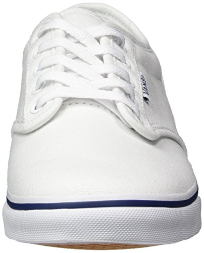 Vans Wm Atwood Low, Sneakers Basses Femme Blanc (Canvas)