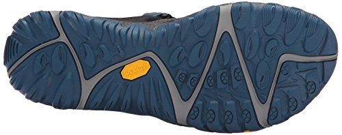 Merrell Blaze Setaccio Convert, Uomini Aqua Shoes Multicolore (grigio)