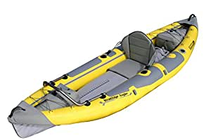 Advanced Elements StraitEdge Angler Kayak pour adulte Jaune