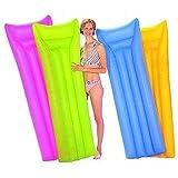 Colchón inflable para piscina 183x 69cm) Le–juego de 2by–Colchón Intex
