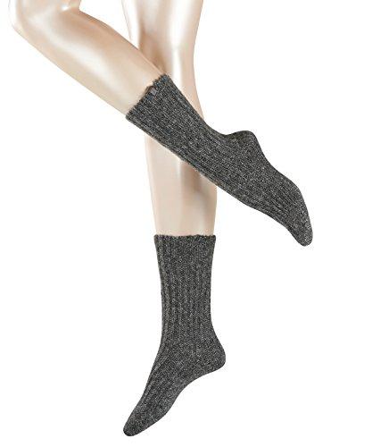 ESPRIT Damen Socken Glamour Boot Grau (Marengo 3590), 39/42