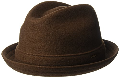 Kangol Wool Player Tribly, Marron (Tobacco), Taille Fabricant: Large Mixte