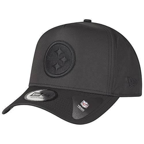 New Era A-Frame Ripstop Trucker Cap - Pittsburgh Steelers