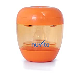 NUVITA Melly Plus UV Steriliser for pacifiers, teats and bottles interiors I084HB121121