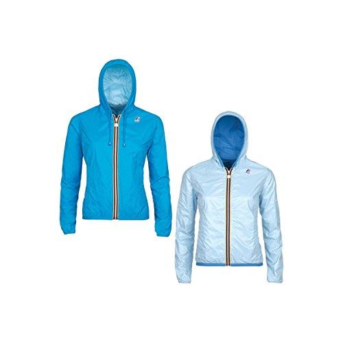 Jacke - Lily Plus Double - Kind Turquoise-Blue Heav